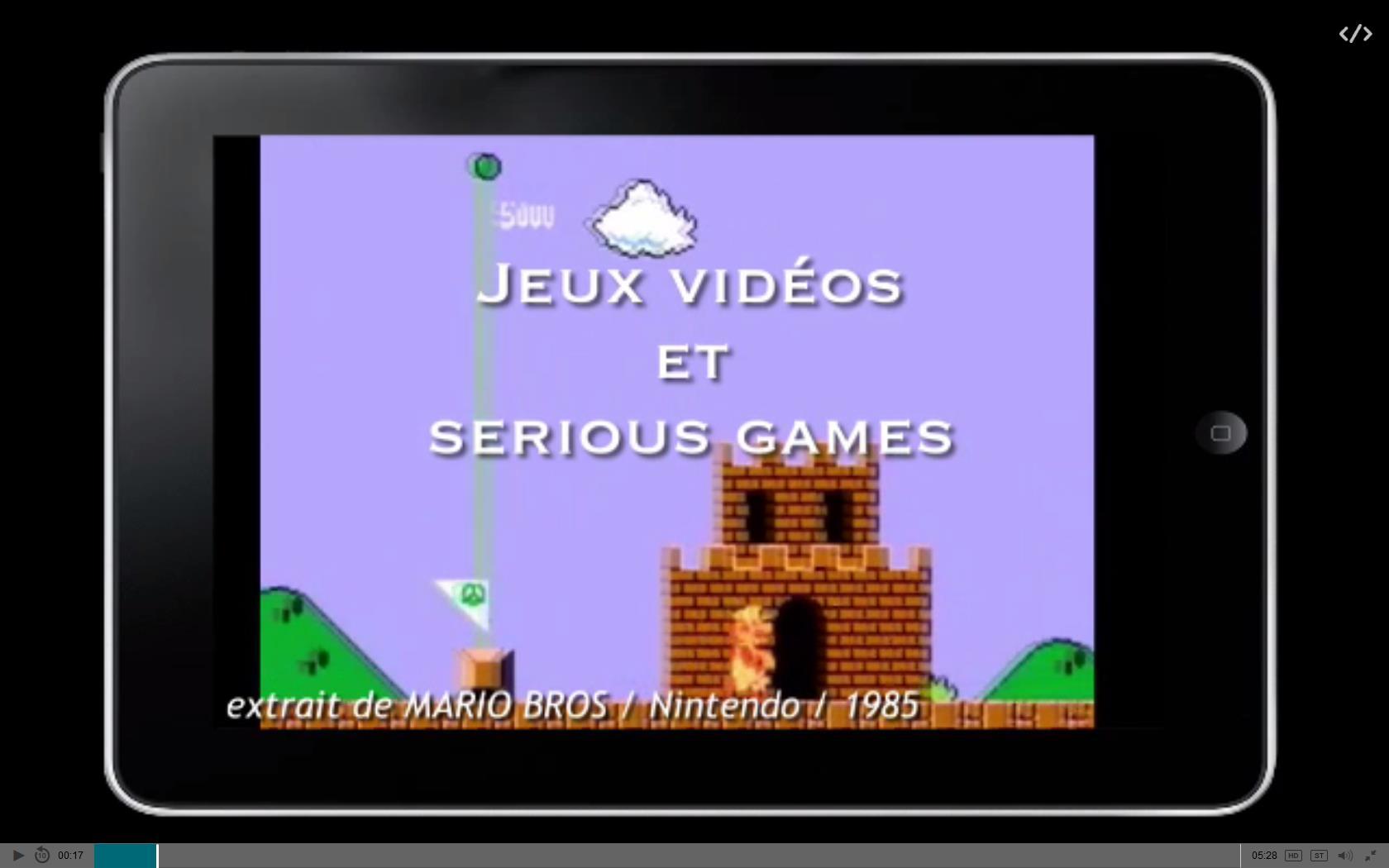 Les jeux sérieux : une alternative d'apprentissage intéressante ?