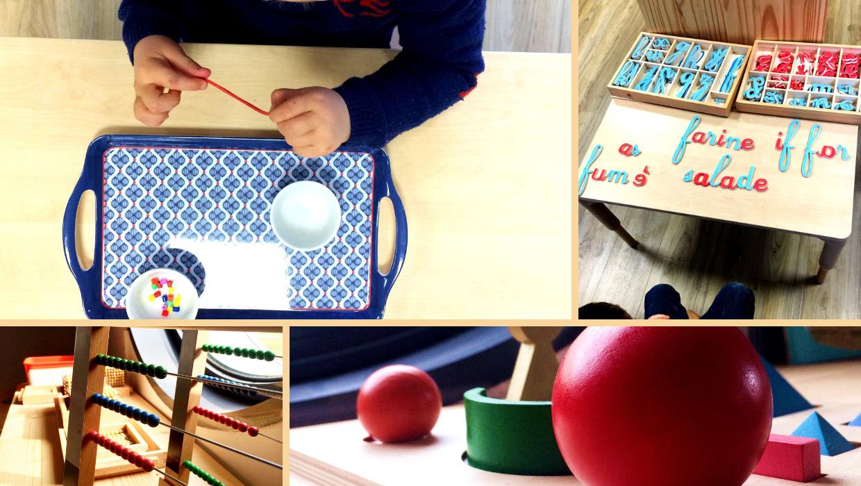 Les 5 points clés de la pédagogie Montessori