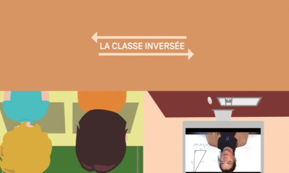 LA CLASSE INVERSÉE :                                  quel impact sur les apprentissages ?