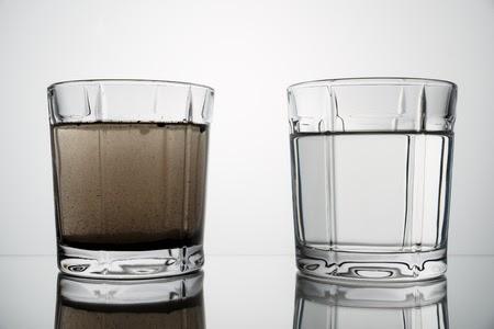Comment rendre de l'eau propre et limpide ? (CM1)
